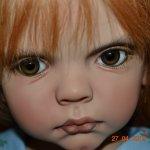 Lizzy от Rose Marie Strydom - моя новенькая деточка