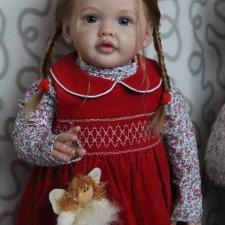 Кукла реборн Варвара,молд Betty. Мастер Ekaterina Abbyasova babies