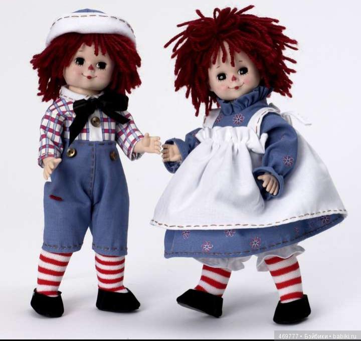 Как оживить куклу? - elHow