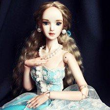 Моя новая шарнирная кукла Эмилия (есть фото нюд)