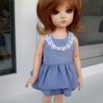 Комплект для кукол BID  IPLE HOUSE