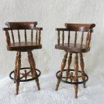 Барный стул для кукол 28-35 см