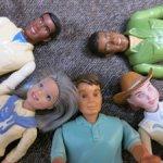 Известные американские винтажные куклы для кукольного дома. Винкс.My Little Pony.