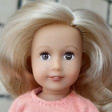Tenney mini American Girl ,Тинни mini American Girl  Нюд.