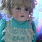 Антикварная кукла Kestner, 60 см