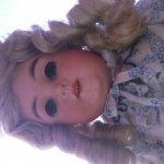 Антикварная кукла Карл Хартман