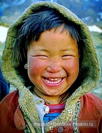 Чарли, Тибет, Барри Ян и Дети. Annette Himstedt