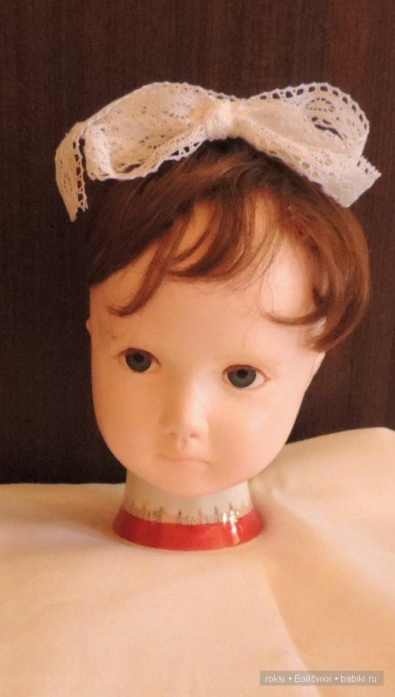 Наташенька. Авторская кукла Руженцевой Ольги