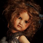 Авторская кукла Боня