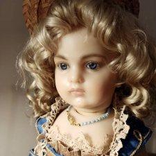Реплика куклы Bru