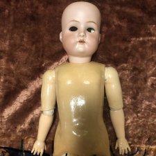 Антикварная куколка Cuno Otto Dressel