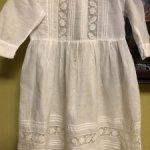 Нежное антикварное платье. СНИЖение цены.