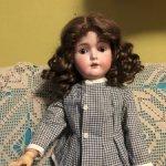 Антикварная куколка My Girlie III George Borgfeldt