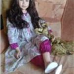 Фарфоровая кукла Sidney от Angela McNeely