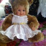 Прелестная девочка - мишутка от Anne Geddes