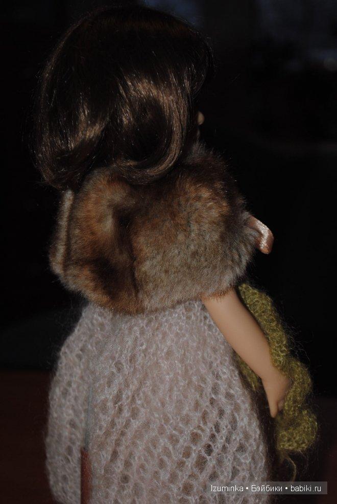 куколка от Дианы Эфнер