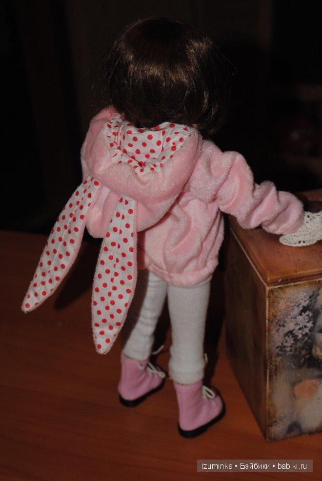 куколка от Дианы Эффнер