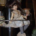 Sugarble doll  Juniper. Примеряем образы
