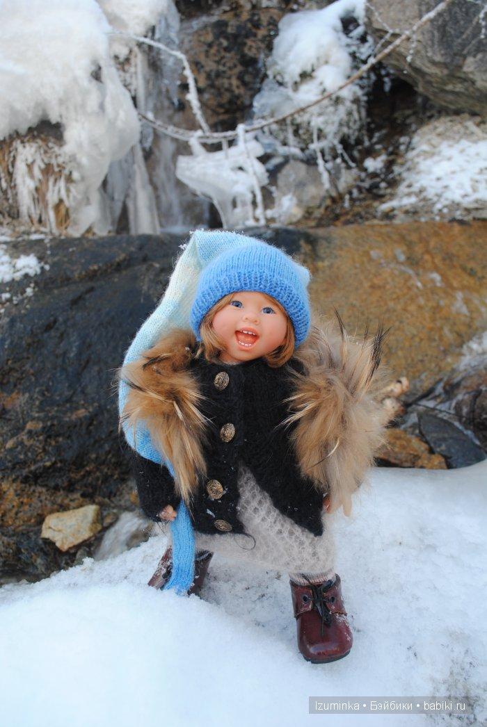 Ледяное царство гномов, или карьер Старая Линза.