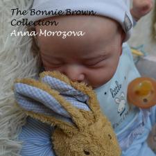 Процесс рождения малыша Chase от Бонни Браун.Кукла реборн Анны Морозовой