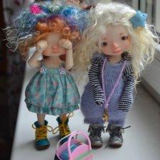 Радужные волосы. Ирреалики Ино и Эри