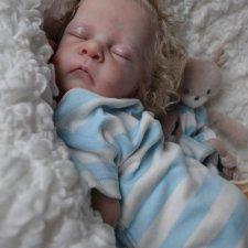 Милый ангел Пип родился. Кукла реборн Анны Морозовой
