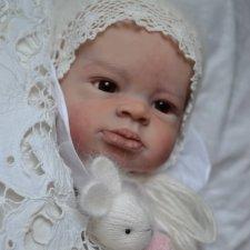 Процесс Ланни от Ольги Ауер. Кукла реборн Анны Морозовой