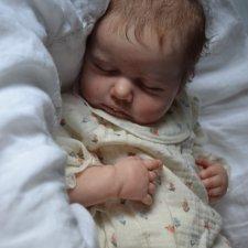Малышка ЛоуЛоу родилась. Кукла-реборн Анны Морозовой