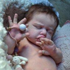 Катарина, кукла Оли Лаптевой Рутинг подарен мной.