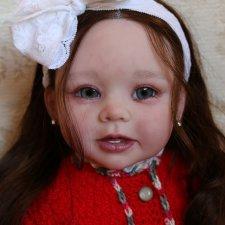 Камелия. Кукла реборн