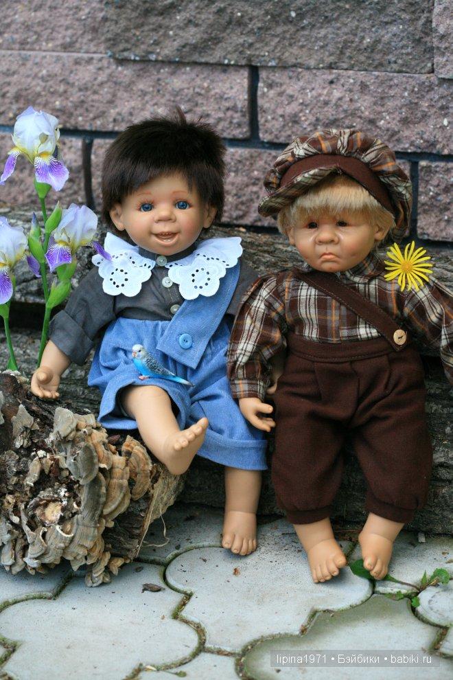 Характерная кукла от Кармен Гонзалис