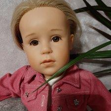 Временно 15 тр. Кукла Gotz Aileen, 2002 год