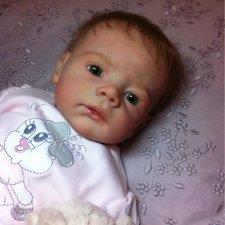 Малышка реборн Карлотта