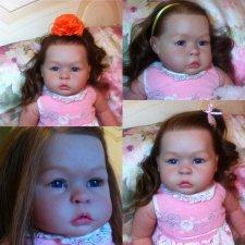 Малышка реборн принцесса Шарлотта