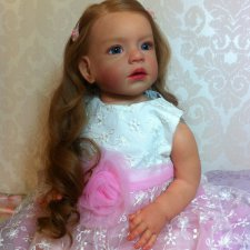 Кукла реборн Изабелла