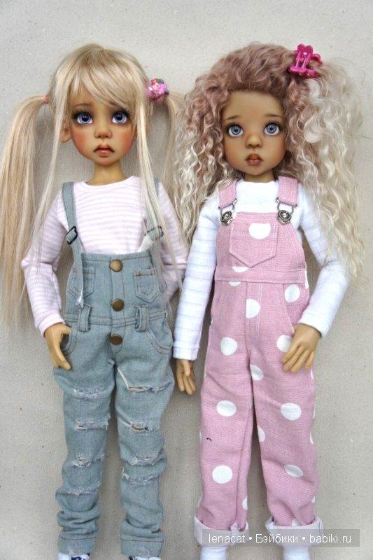 Лайла и Хоуп от Kaye Wiggs