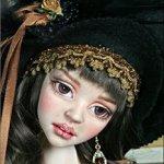 Авторская кукла Cassie от канадского автора Dale Zentner