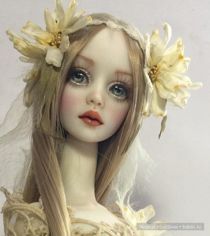 авторские куклы из полимерной глины фото объясняется тем, что