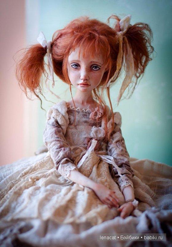 куклы Елены Оплаканской