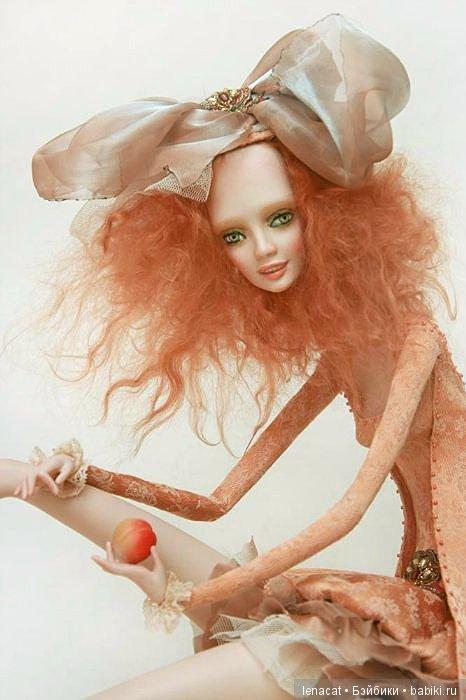 куклы Паши Сетровой