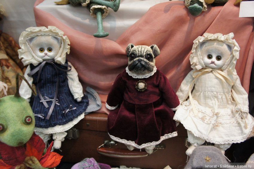Салон кукол на Тишинке 2017