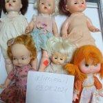 Винтажные куклы 70/80 годов, Гонконг, Япония, Mattel, барби