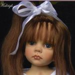 Авторские куклы от Rose Marie Strydom dolls