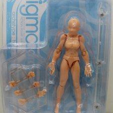 Кукла мужская для создания образов Фигма (Figma)