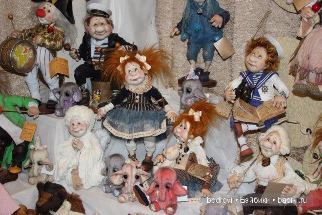 Выставка кукол в москве