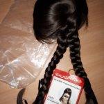 Кукольный парик Glorex
