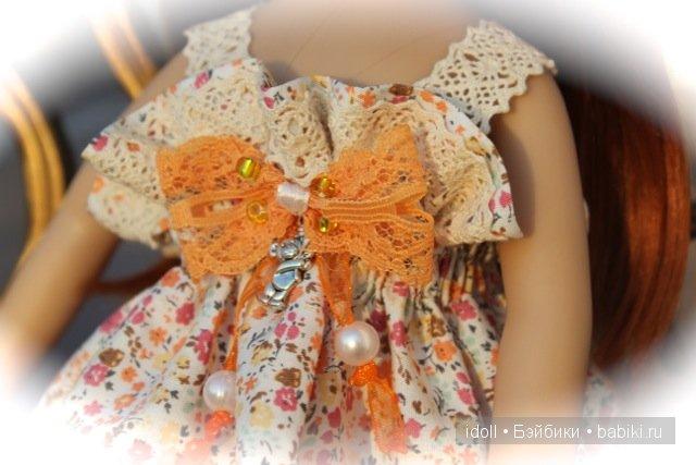Коллекция девочек от Дианны Эффнер (и ее учеников) и мои платья