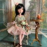 Аутфит «Почти балеринка (розовая)