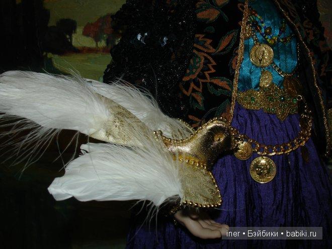 Золотая птица - символ цыганского волшебства.