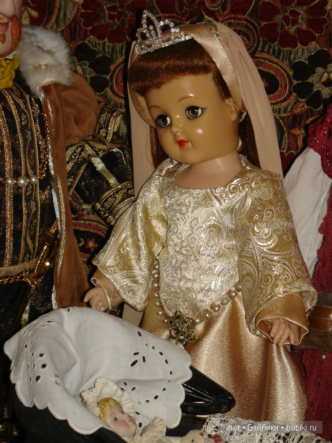 "Кукла ""Принцесса Анна""."